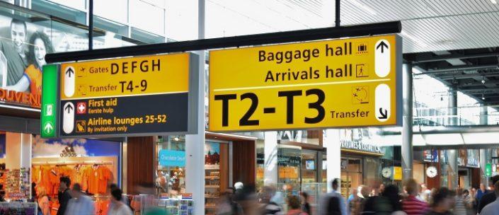 Data hub for Travel company